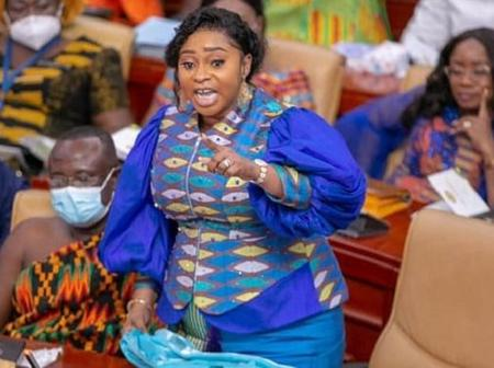 If this is the case then I will resign- Adwoa Sarfo boldly speaks and causes stir