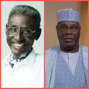 Hours After The Death Of Veteran Actor, See What Atiku Abubukar Wrote To Mourn Him (Photos)