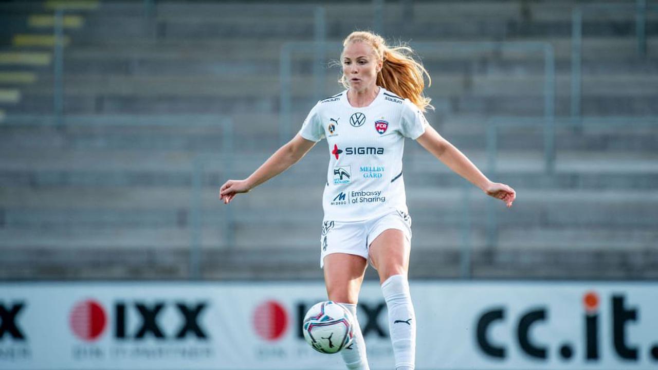 Bayern verpflichtet IsländerinViggosdottir