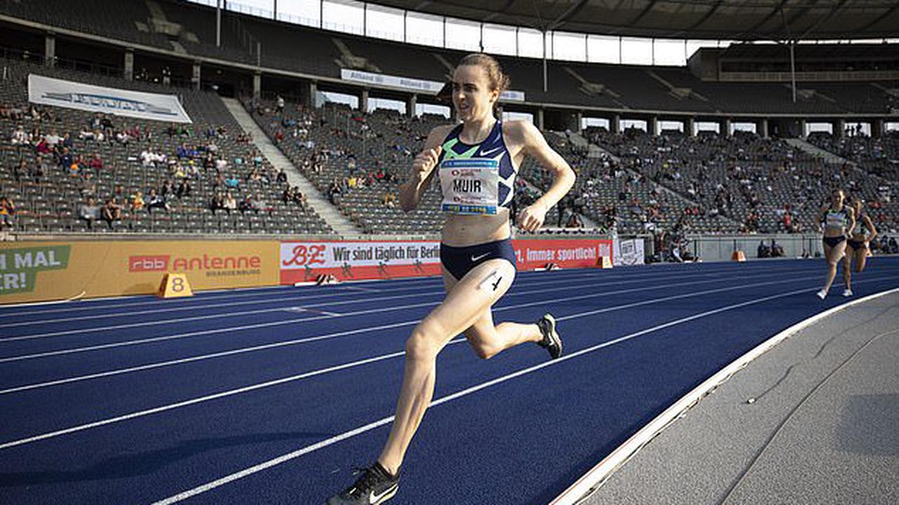 LAURA MUIR: I want to inspire the next generation of runners... sport for youngsters needs to be prioritised as we return to normality