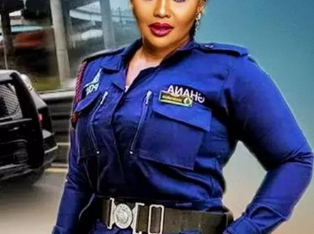 Check Out Photos Of Your Favorite Celebrities Rocking In Police Uniform