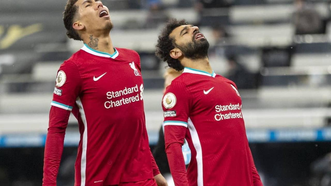 Klopp shoulders the blame for Reds' lack of clarity in attack