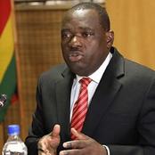 Zimbabwe : décès du ministre des Affaires étrangères et du Commerce international