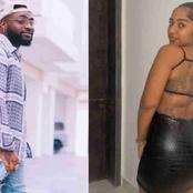 Nigerians console Chioma as Davido 'flirts' with Atlanta Model