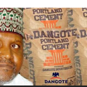 Dangote Plc Finally Reveals Why Price of Cement in Nigeria Is Different From Other African Countries