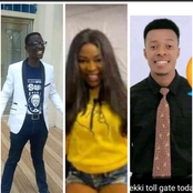 FALLEN HEROES: See Photos of Godwin, Tony and Lady Who Died at Lekki Toll Gate Last Night