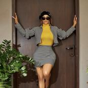 Photos: Fans React As Toke Makinwa Glow In A New Picture She Captioned