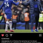 Reece James Sent a Heartfelt Message To Frank Lampard