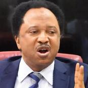Here Are Reactions As Shehu Sani Speaks About His Friend Who Escaped Two Kidnapping Attempts