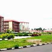 In Zaria Kaduna: Check Out The Newly Developed Buildings Of Federal College Of Education Zaria