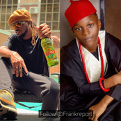 Paul Okoye's First Son Is 8 Years Today, See How His Dad Celebrated Him