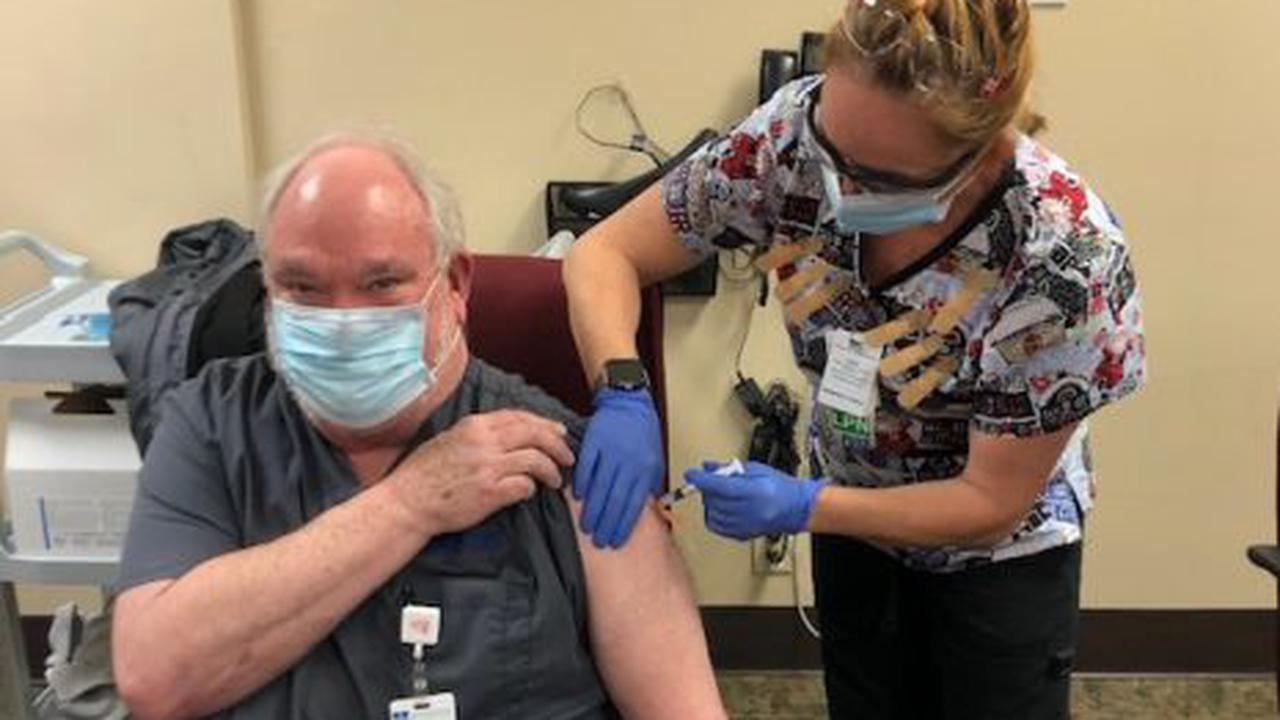 Riverview Regional Medical Center Begins Vaccination of Staff and Providers