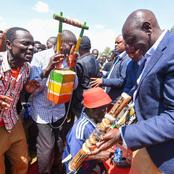 William Ruto Fights to Control Populous Western Region