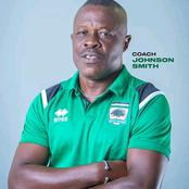 I have trust and confidence in my players - Asante Kotoko coach, Johnson Smith
