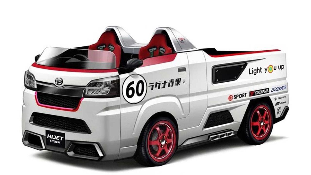 Daihatsu shows off cool cars for Tokyo Auto Salon 2021