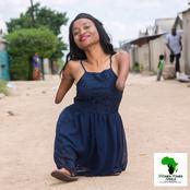 Meet Sinikiwe Kademaunga a Zimbabwean born inspirational and award- winning social worker