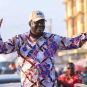 Joho Tosha! Reactions as Raila Endorse Joho for ODM Presidential Candidate