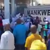 Picketing Mankweng Hospital Workers Calls The Health MEC Ramathuba A 'Whore'
