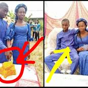 See What People Notice In These Teenagers, Who Were Allegedly Seen Doing Traditional Marriage