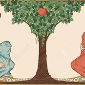 المرأة التي لم تخلق من طين وعصت زوجها فعاقبها الله هي وزوجها وهو نبي