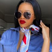 Checkout pictures of former Skeem Saam actress, Enhle that will leave you stunned. See inside