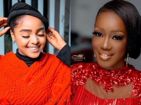 Between Ali Nuhu's Daughter, Fatima And Ummi Rahab Who Is More Sophisticated [PHOTOS]