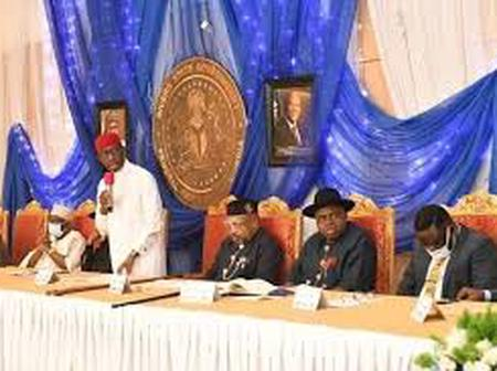 South-South governors table demands to Buhari government