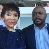 Leleti Khumalo recently trending for having an affair with a married man!