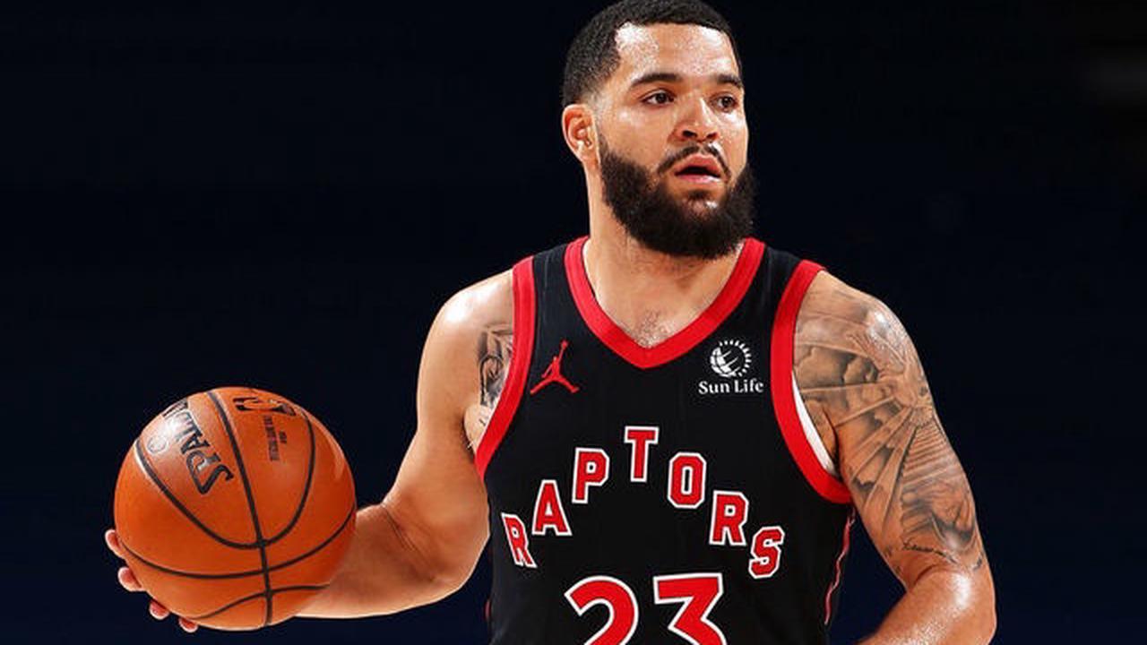 Toronto Raptors guards Fred VanVleet, DeAndre' Bembry, Los Angeles Lakers' Talen Horton-Tucker suspended 1 game each