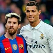 Since the Departure of Ronaldo, see the Unwanted Record Messi have in El Clasico.