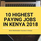 5 Marketable Degree Courses That Are Sure Turning Kenyan Youths Into Millionaires