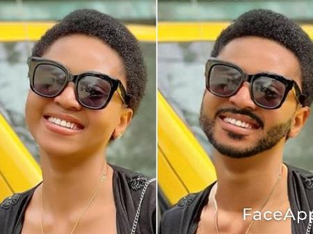 Imagine Regina Daniels, Tonto Dikeh And Other Female Celebrities Were Male, See How They Look Like