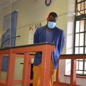 Pastor in Court for doing this. Check here