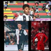 Cristiano Ronaldo Son On His Way To Greatness: He Scored Over 50 Goals For Juventus Academy In 2019