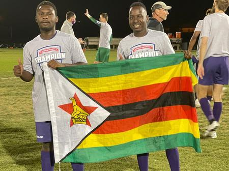 Zimbabwean duo makes history in the United States