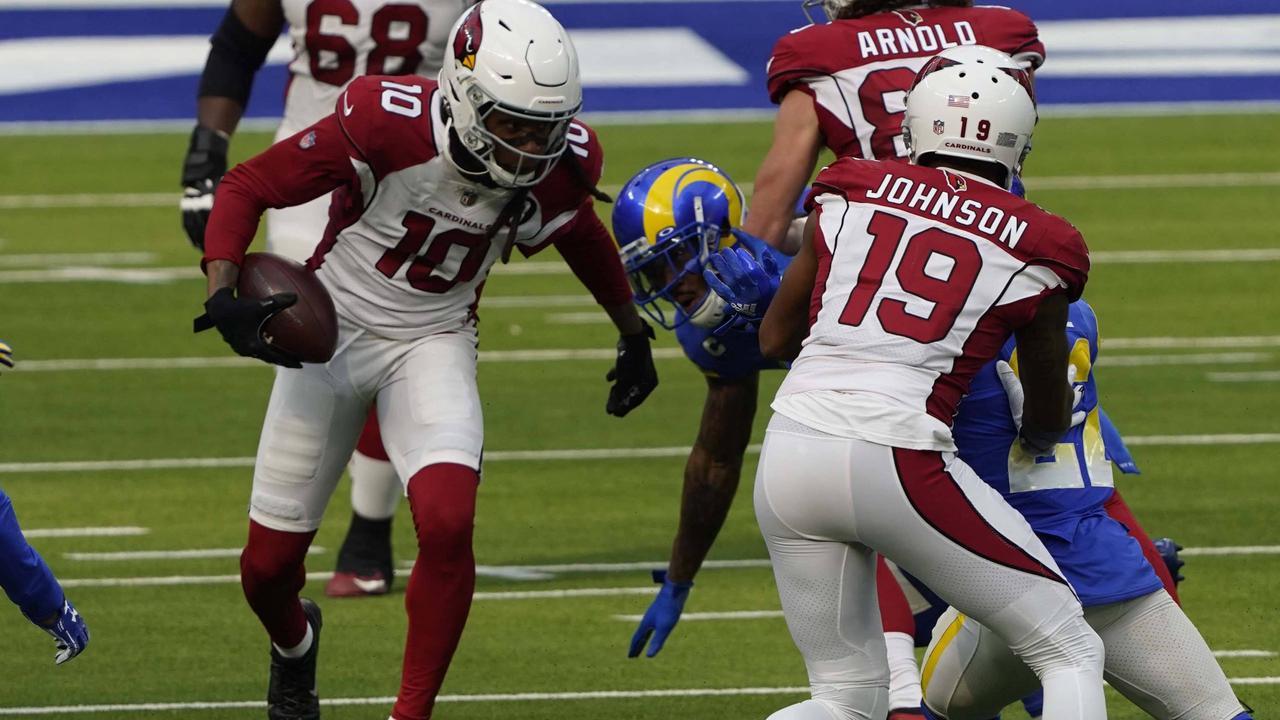 Cardinals   DeAndre Hopkins könnte gegen die Jaguars spielen Cardinals