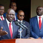 Kenyans Excited as DP Ruto is Set to Appear in Public After a Long Time
