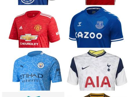 Which Of These Premier League Club Have the Best Jersey Collection?
