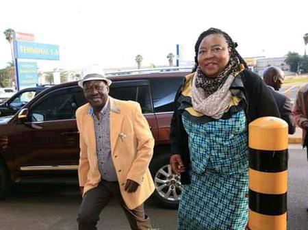 Ex Kenya Prisons Warder Reveals The Contents Of Raila Odinga's Letters From Prison To Ida Odinga