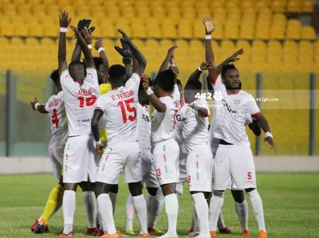 The Giant From 'Nzemaland' Tops the Ghana Premier League Once Again At The End Of Round 14