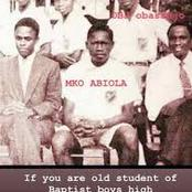 See The Secondary School That Produced Abiola, Awolowo and Obasanjo In Abeokuta