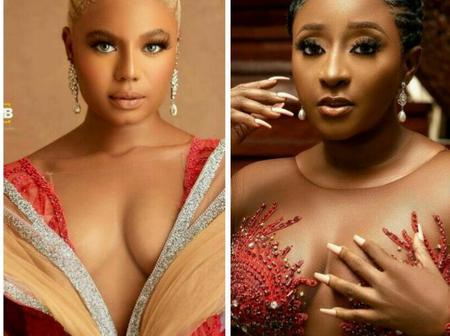 Between Nancy Isime And Ini Edo: Who Is More Beautiful? (Pictures)