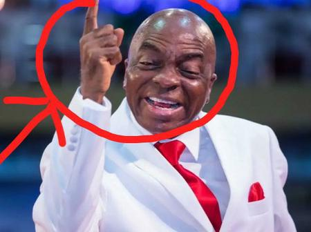 See 3 Unique Things I Discovered About David Oyedepo Whenever He Is Preaching
