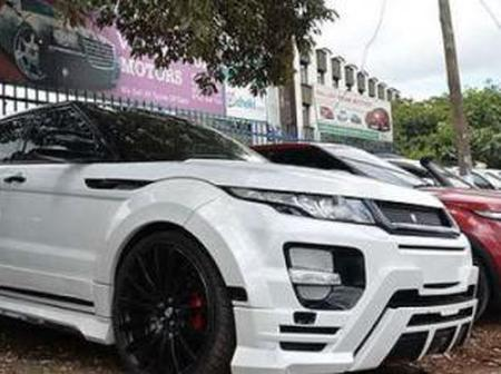 NTSA impound luxury Vehicles with Trendy Plates after Allegations that some Are Stolen.