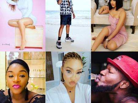 Regina Daniels, Qauvo, Nengi, Chacha Eke, Tonto Dikeh and Brodashagi share new photos on Instagram