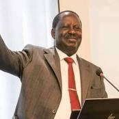 Finally, Raila Talks About His Alleged Titles,