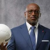Tout savoir sur Jacques Anouma, candidat à la présidence de la Confédération Africaine de football