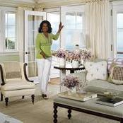 Heartwarming: see the inside pictures of Oprah's beautiful mansion in snaps