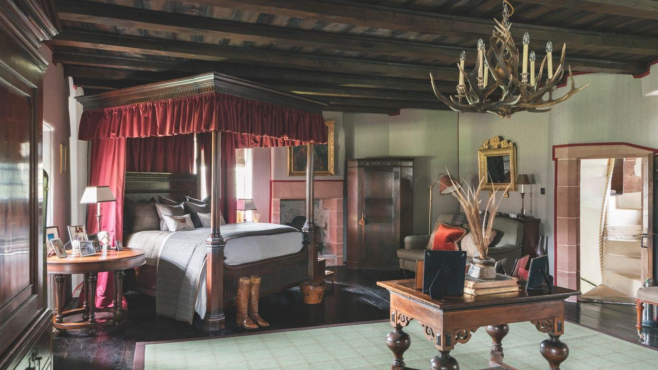 Robert the Bruce descendant to be installed as Governor of Edinburgh Castle