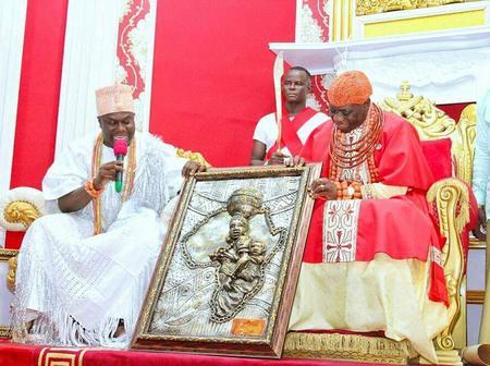 EASTER: Ooni Calls For Yoruba Unity, Rallies Solidarity For Itsekiri People